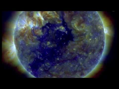 Heads Up! Incoming Solar Wind Could Effect Power Grids Across Earth