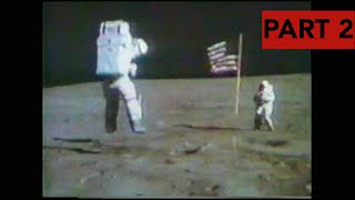 Apollo 16 - Lunar TV Transmissions Part 2 (ALSEP Offload)
