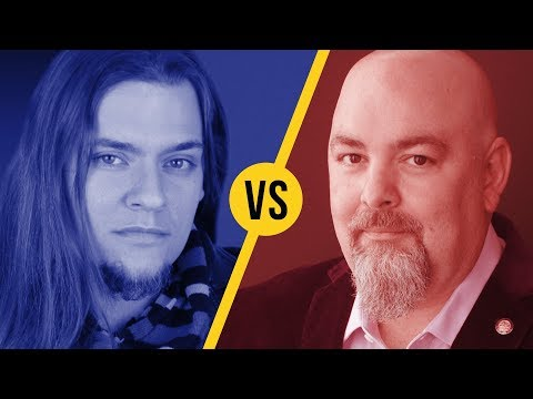 Matt Dillahunty VS  Stephen Woodford on Compatibilism