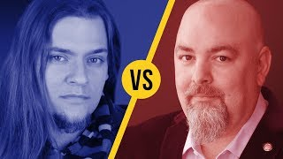 Matt Dillahunty VS  Stephen Woodford on Compatibilism