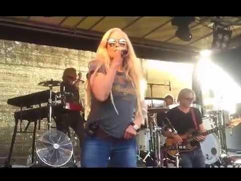 Sanne Salomonsen Live 4.6.2016