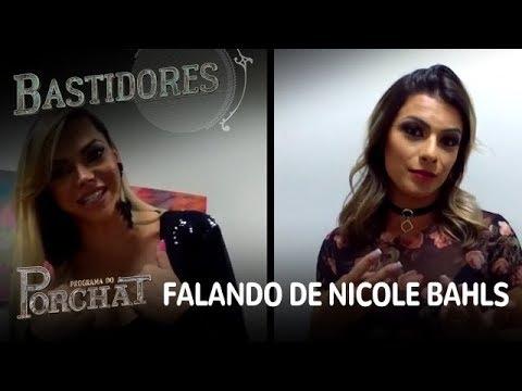 EXCLUSIVO! Babi Rossi E Léo Áquilla Comentam Saída De Nicole Bahls De