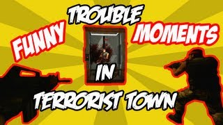 Trouble in Terrorist Town - Funny Moments, Tea and a Biscuit???