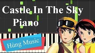 Laputa: Castle In The Sky Piano [Hùng Music] -Sách tuyển tập ca khú...