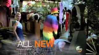 "Modern Family 6x06 Promo ""Halloween 3: AwesomeLand"""