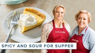 How to Make Arroz con Pollo (Chicken and Rice) and Sour Orange Pie