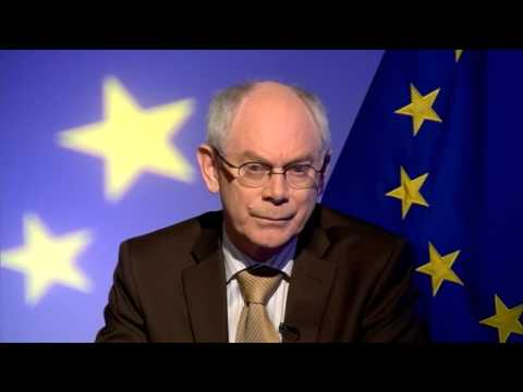 Herman Van Rompuy - Nestlé European Youth Employment Initiative