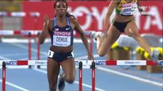 400 Metres Hurdles women Final IAAF World Championships Daegu 2011