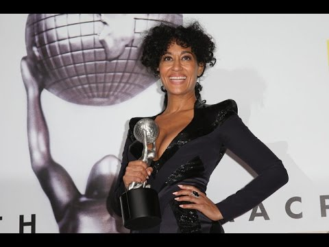 "The 47th NAACP Image Awards: Tracee Ellis Ross Wins for ""Black-ish"""