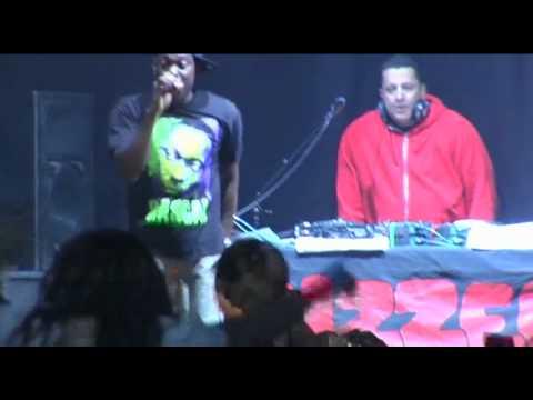 Sonar 2010: Dizzie Rascal - Bonkers (Live!)