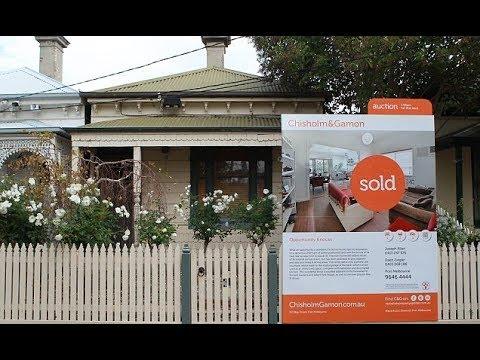 Median house prices in Melbourne soar