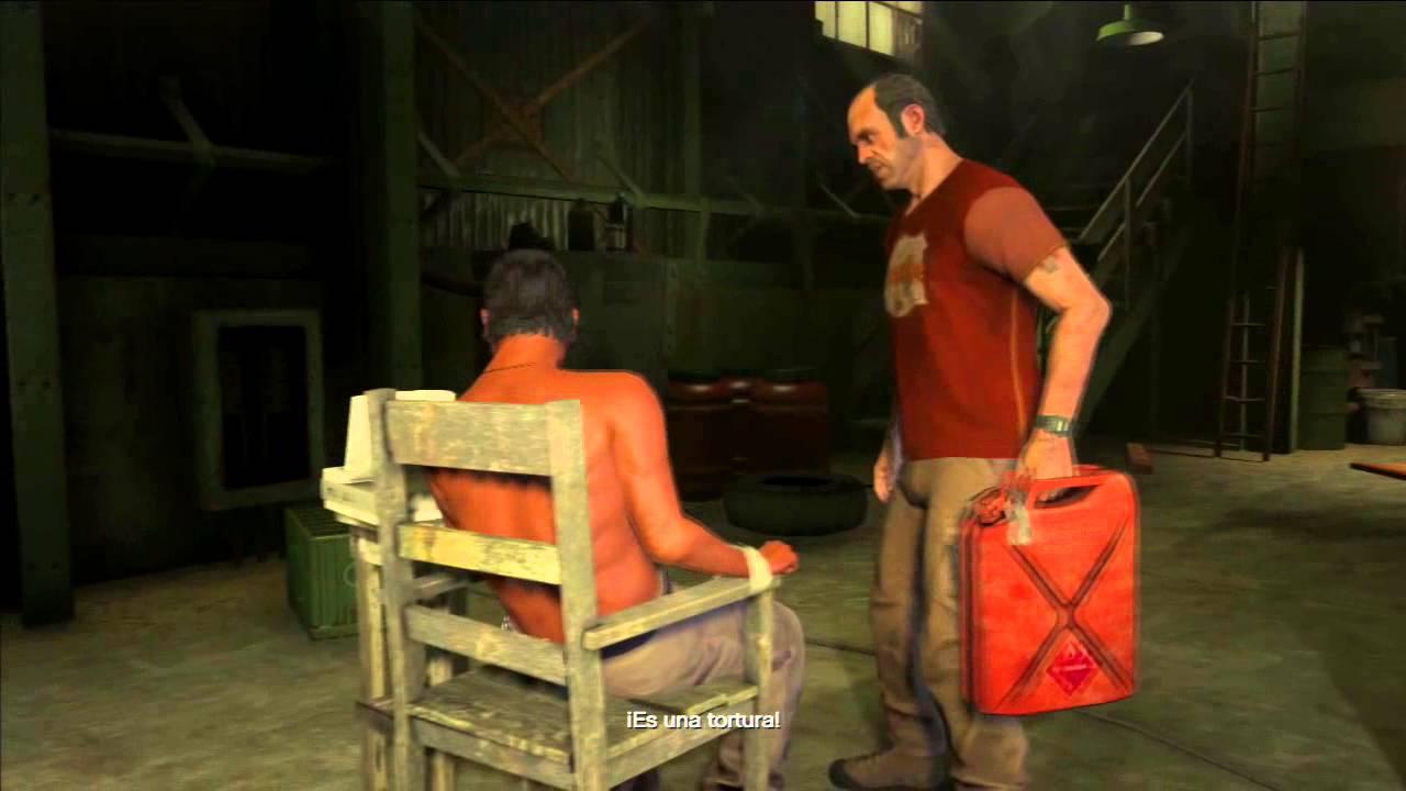 Resultado de imagen para tortura gta V