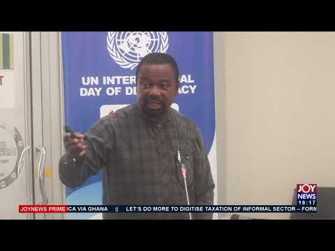 Prof Antwi-Danso: Homosexuality is not a right - Joy News Prime (15-9-21)