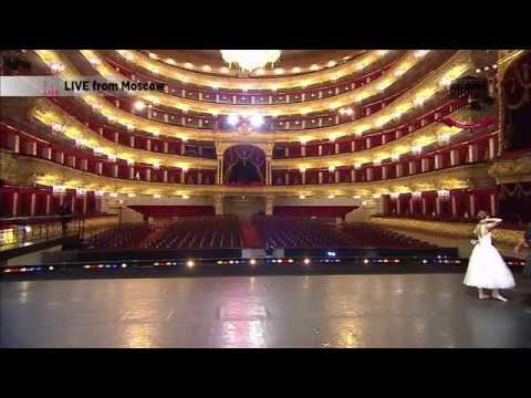 Балет Укрощение строптивой в Большом театре