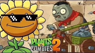 Plants vs Zombies 2. Trồng cây bắn ma 🤡👹👺. Chiến với boss zombies
