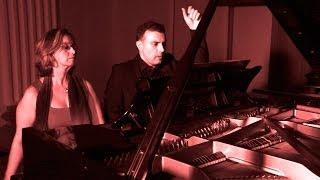 Carles & Sofia piano duo. Malagueña. Ernesto Lecuona
