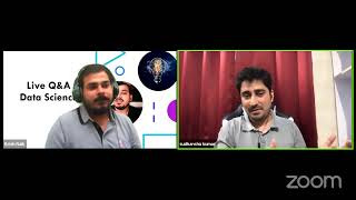 Live Q&A Data Science With Sudhanshu Kumar Part 2