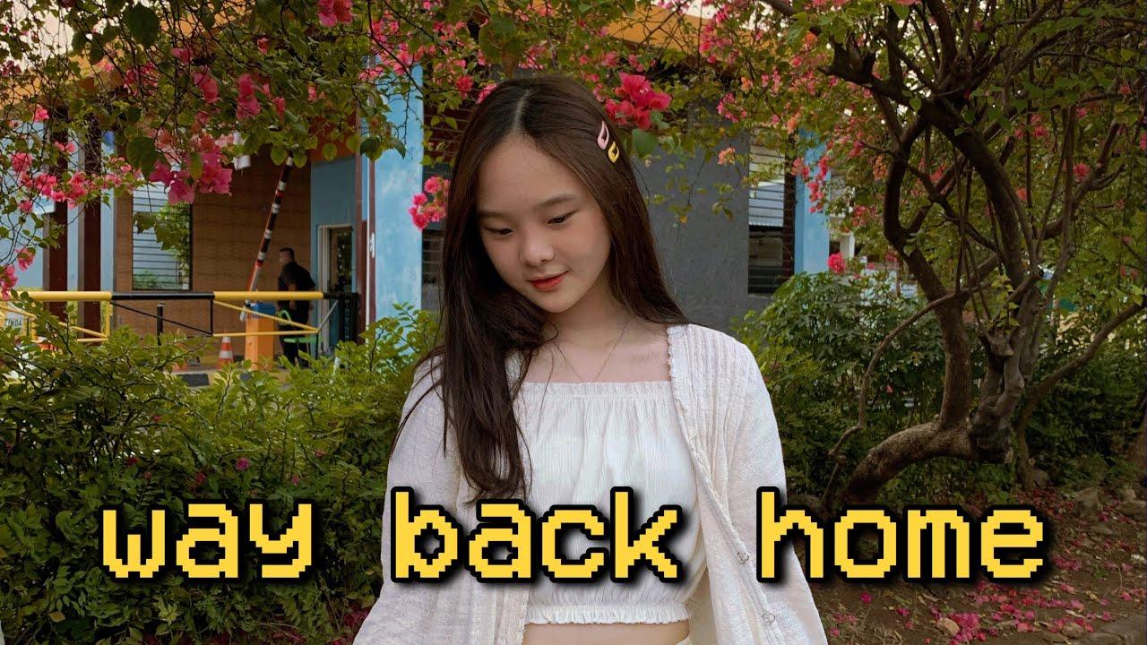 Way Back Home - SHAUN ft. Conor Maynard (Acoustic Cover) || Nadine Abigail