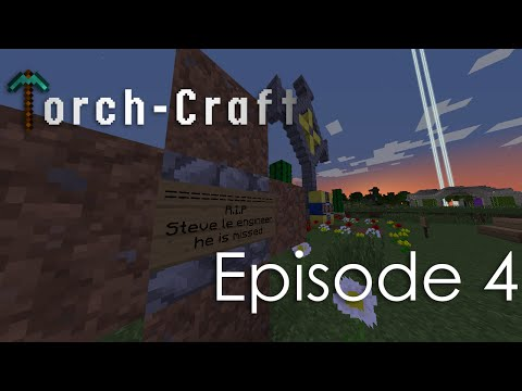 Minecraft | Torch Craft SMP - Ep4 - Open for Business