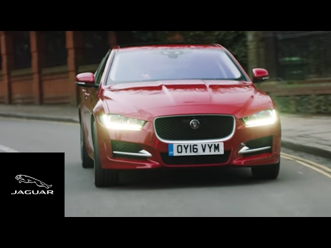 Jaguar XE | World First In-Car Cashless Fuel Payment