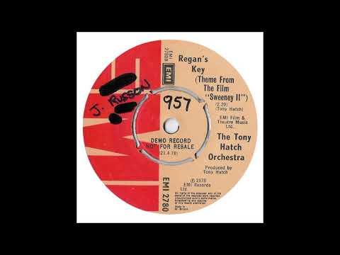 The Tony Hatch Orchestra * Regan's Key (Sweeney II)
