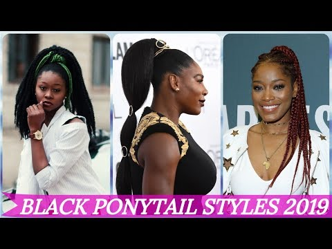 Bionce Foxx - Ladies, You Can Rock A Ponytail With Any Hair Type