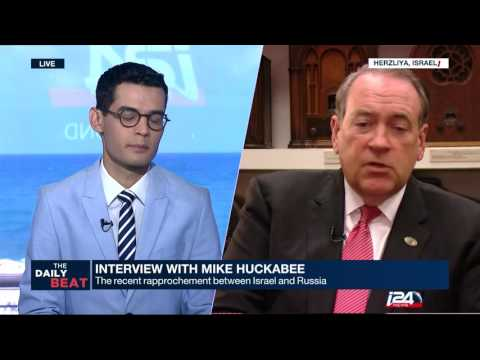 Governor Mike Huckabee | Middle East, Presidential campaign & Terror