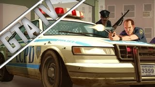 Grand Theft Auto IV - Osa 27 - Museossa Metelöidään!