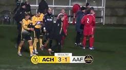 Mål fra AC Horsens vs Aarhus Fremad #SammenErViGule #Træningskamp