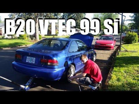 B20-VTEC 99 Si EM1 *Sneak Peak