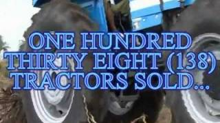 LANDINI TRACTORS IN THE PHILIPPINES