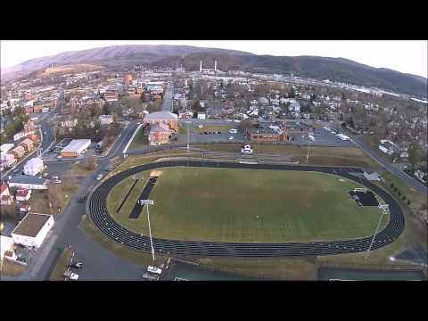 Dji phantom 2 vision plus Drone Cinematography,High Altitude Photography: Redub