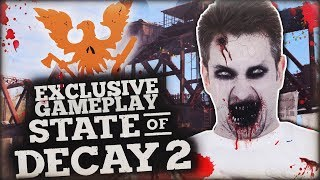 STATE OF DECAY 2 – ZOMBIE PO LIFTINGU | GAMEPLAY