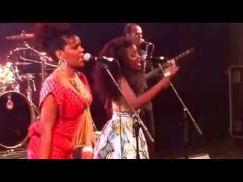 """Calypso Rose """"No Madam"""" live@Wolfi Jazz Festival/Strasbourg June 29th 2017"""