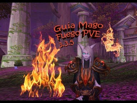 [WOW] Guia Mago Fuego PVE 3.3.5