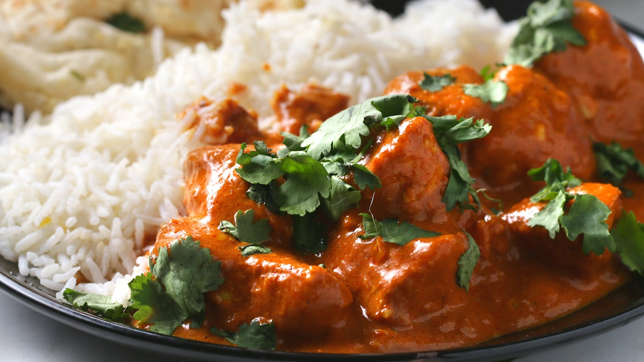 Homemade chicken tikka masala youtube homemade chicken tikka masala forumfinder Images