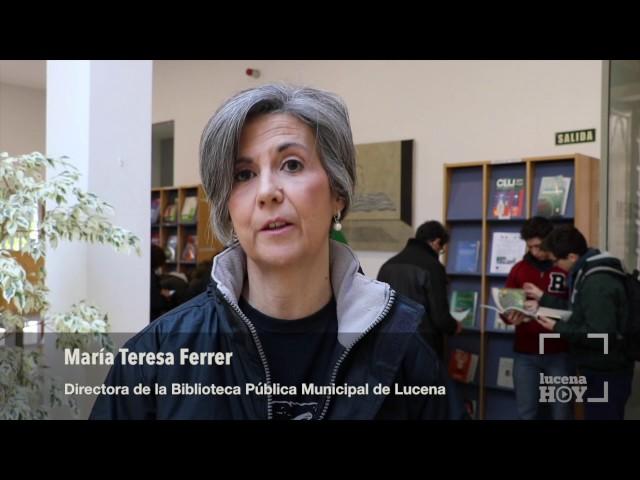 """Vídeo: Hoy hemos estado con los participantes en el concurso """"Paseando por Lucena"""". Te lo contamos en este breve vídeo:"""