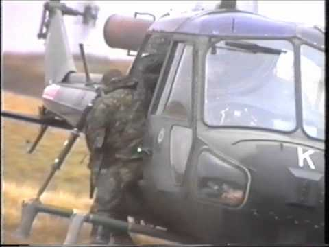 Westland Scout, the bad days!  Part 2.