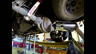 Diamond Eye Performance Exhaust Install
