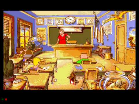 OGT - Adventures of Willy Beamish - SegaCD Part One