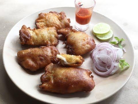 How To Make Kolkata Style Fish Batter Fry Recipe | Fish & Crispy Batter Fry Recipe - In Bengali