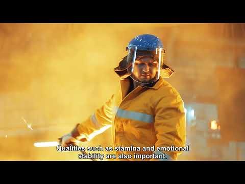 Профессия-металлург: горновой