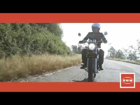SWM Motorcycles: World Press Test Ride