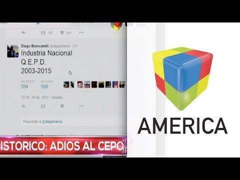 "El tuit de Brancatelli: ""Industria Nacional Q.E.D.P"""
