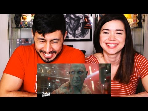 HONEST TRAILERS GUARDIANS OF THE GALAXY   Trailer Reaction!