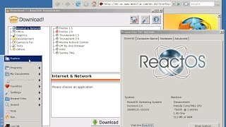 Scammer vs ReactOS
