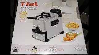 T-Fal EZ Clean Compact Deep Fryer 2.0L (Unboxing)