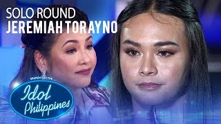 Jeremiah Torayno - Lay Me Down | Solo Round | Idol Philippines 2019