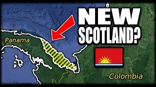 Scottish Panama!? And Other Crazy Colonies that Nearly Existed
