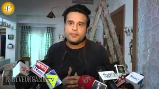 KRISHNA ABHISHEK II ON LOCATION OF MOVIE  FULL2 JUGADU